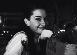 Watch and share Audrey Hepburn GIFs and До Свидания GIFs on Gfycat
