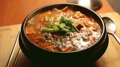 Watch and share Korean Food Soon Da Bu GIFs on Gfycat