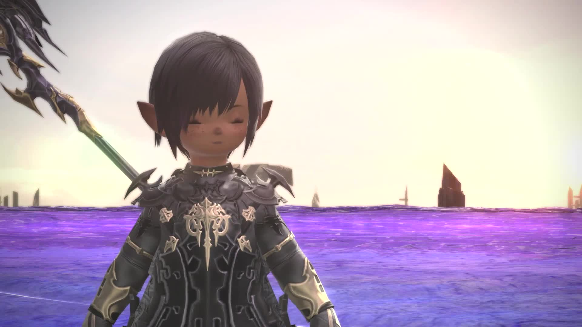 Baked, Baked Weeb, Ending, FFXIV, Final, Final Fantasy XIV, Gaming, Shadowbringers, Spoilers, Theme, Tomorrow and Tomorrow, Weeb, Final Fantasy XIV Shadowbringers OST -  Ending Theme (HEAVY MSQ SPOILERS) GIFs