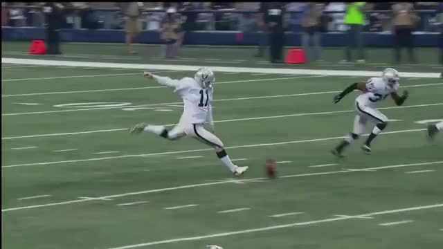 Watch and share Kickoff Fumble Touchdown GIFs by reedcardinal on Gfycat