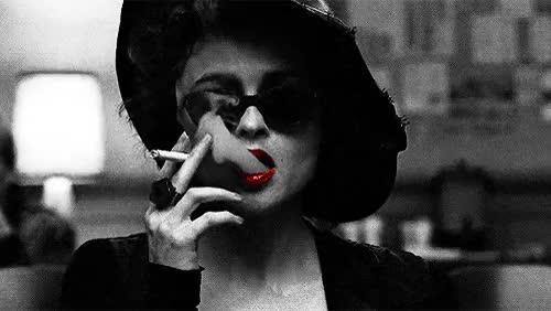 Watch and share Helena Bonham Carter GIFs on Gfycat