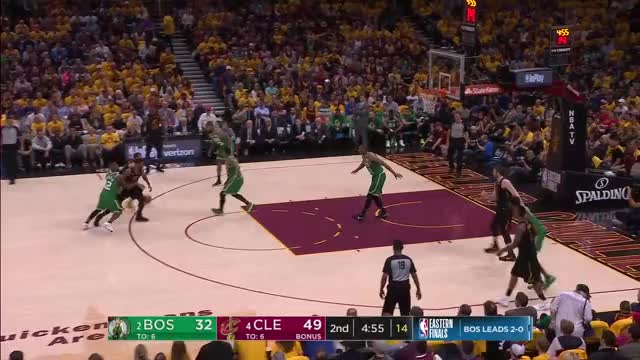 Watch Rozier-Thompson Post Mismatch (2018 ECF-G3) GIF by Remembering 0416 (@louisekarl79) on Gfycat. Discover more Boston Celtics, Cleveland Cavaliers, basketball GIFs on Gfycat