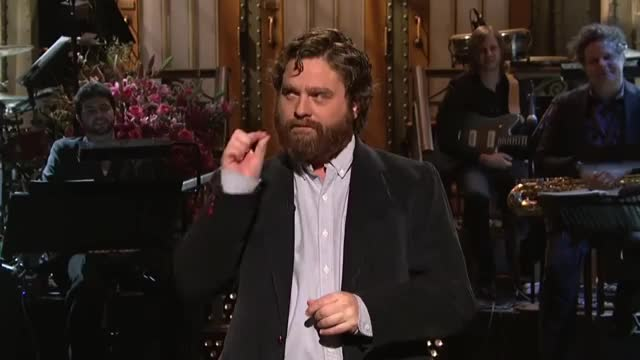 Watch this saturday night live GIF by Pakalu Papito (@entfanatic) on Gfycat. Discover more celebs, saturday night live, snl, zach galifianakis GIFs on Gfycat