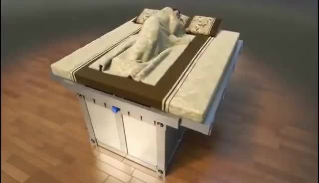 Watch and share China Made Anti Earthquake Bed(Which Protect Us From Earthquake) GIFs on Gfycat