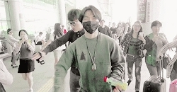 1k, Kang Daesung, and you did babe, dae has to be the first, daesung, gif, he rarely appears on my dashboard and this upsets me so much like you dont understand, precious snowflakes, MADe GIFs