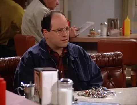 Watch Seinfeld S03E22 - Kramer - Up here, I'm already gone! GIF on Gfycat. Discover more already, george, gone, here, kramer, preztels, up GIFs on Gfycat