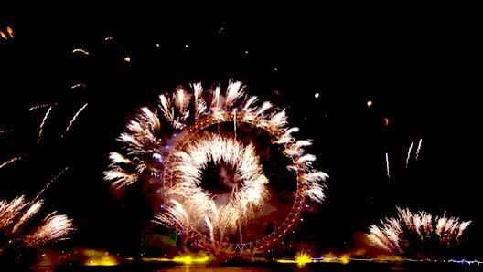 Watch and share NYE Fireworks London GIFs on Gfycat
