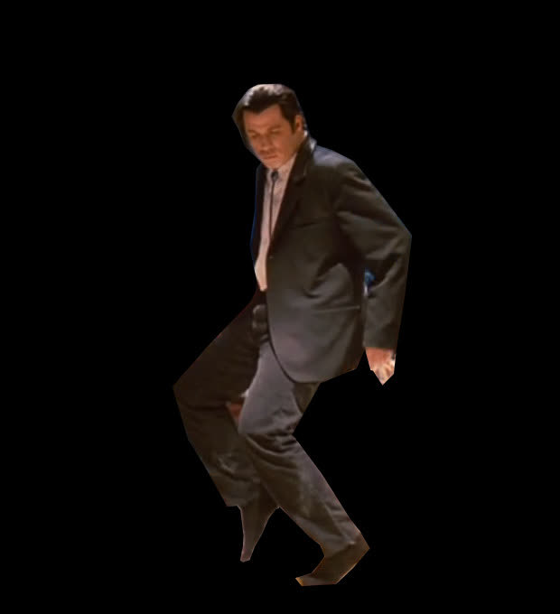 confusedtravolta, but he does know the moves. GIFs