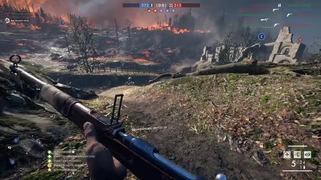 Watch Battlefield 1 2018.12.03 - 19.43.10.03.DVR GIF by @ybjuarim on Gfycat. Discover more battlefield1 GIFs on Gfycat