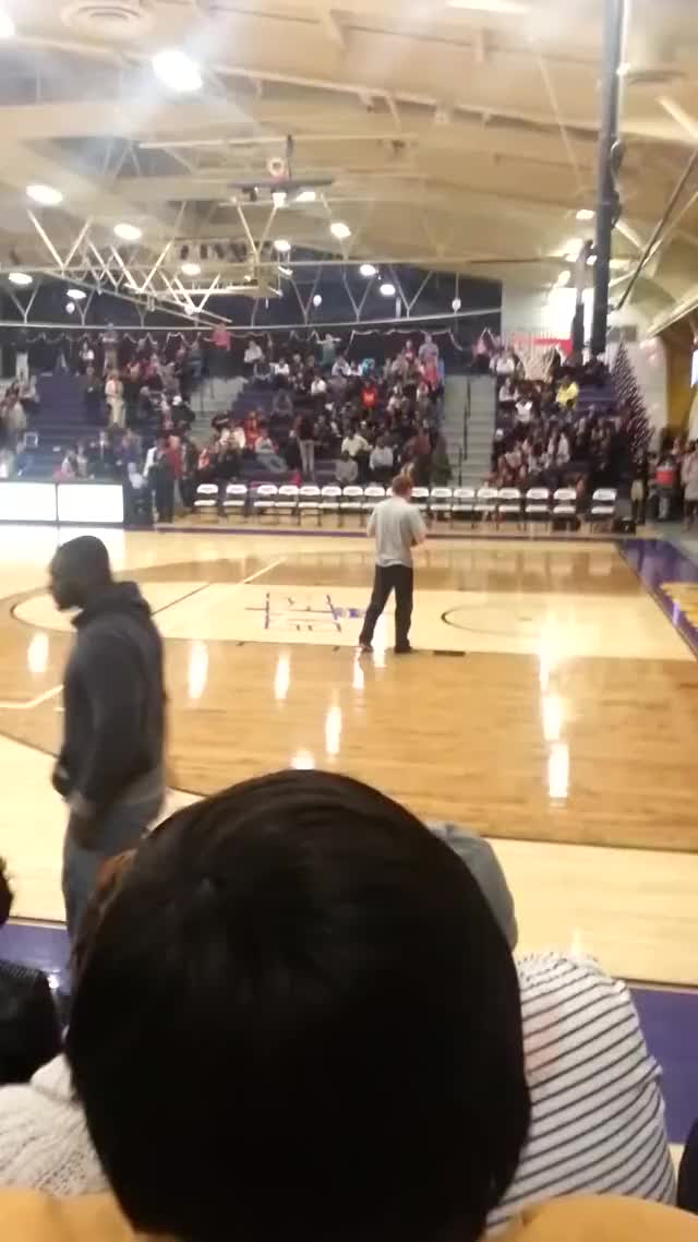 Watch and share Halfcourt Shot GIFs and Wcu Student GIFs by Samoilov Egor on Gfycat