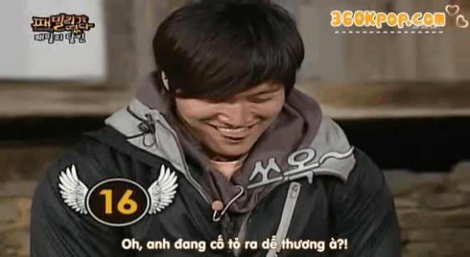 Bắn nước qua kẽ răng  Biệt tài tìm hoài chưa thấy đối thủ của Kim Jong Kook ảnh 6
