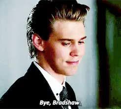 Watch 1x01 // 3x12 GIF on Gfycat. Discover more carrie bradshaw, kyddshaw, m:the carrie diaries, my gif, sebastian kydd, tcdedit, the carrie diaries, was that the end end GIFs on Gfycat