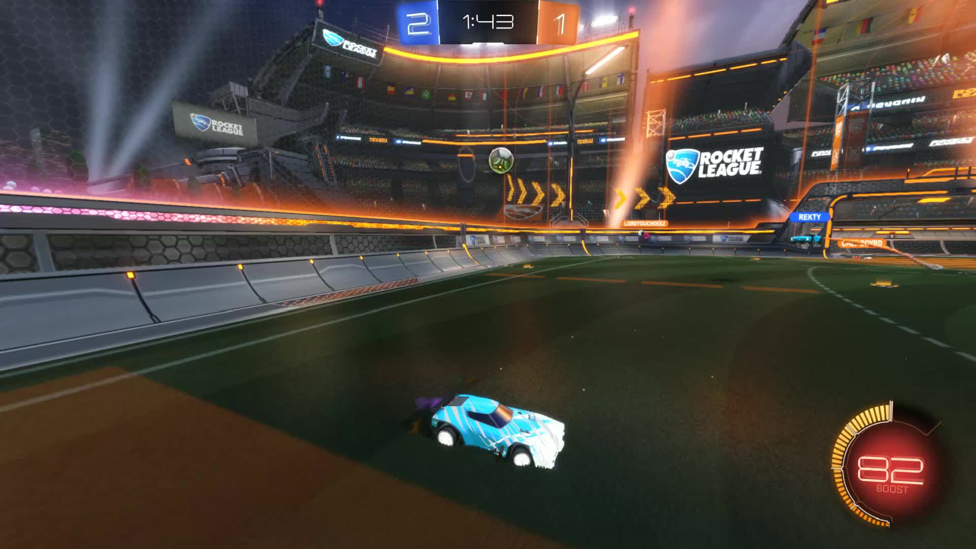Gif Your Game, GifYourGame, Goal, Rocket League, RocketLeague, nrp., meh double GIFs