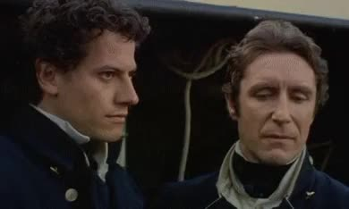Watch and share Horatio Hornblower GIFs and Cue Smooth Jazz GIFs on Gfycat