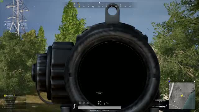 Watch and share Vlc-record-2019-08-01-12h10m22s-PLAYERUNKNOWN GIFs by James on Gfycat