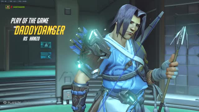 Watch and share Overwatch GIFs and Hanzo GIFs by Duncan on Gfycat