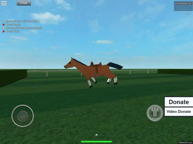 Watch and share Horse Roblox GIFs on Gfycat