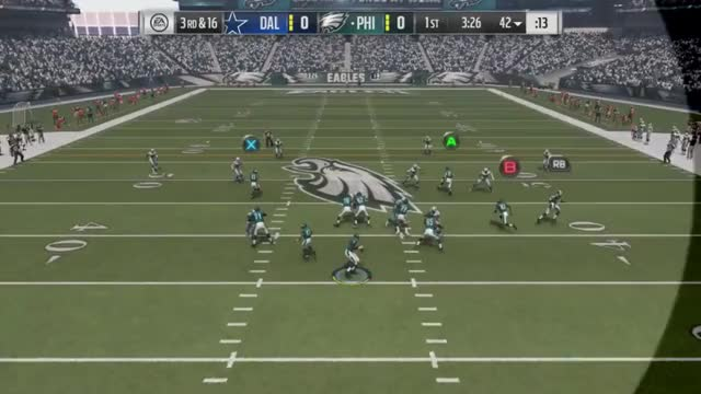 Watch and share Madden Coverage #3 - Lee GIFs by deucedouglas on Gfycat