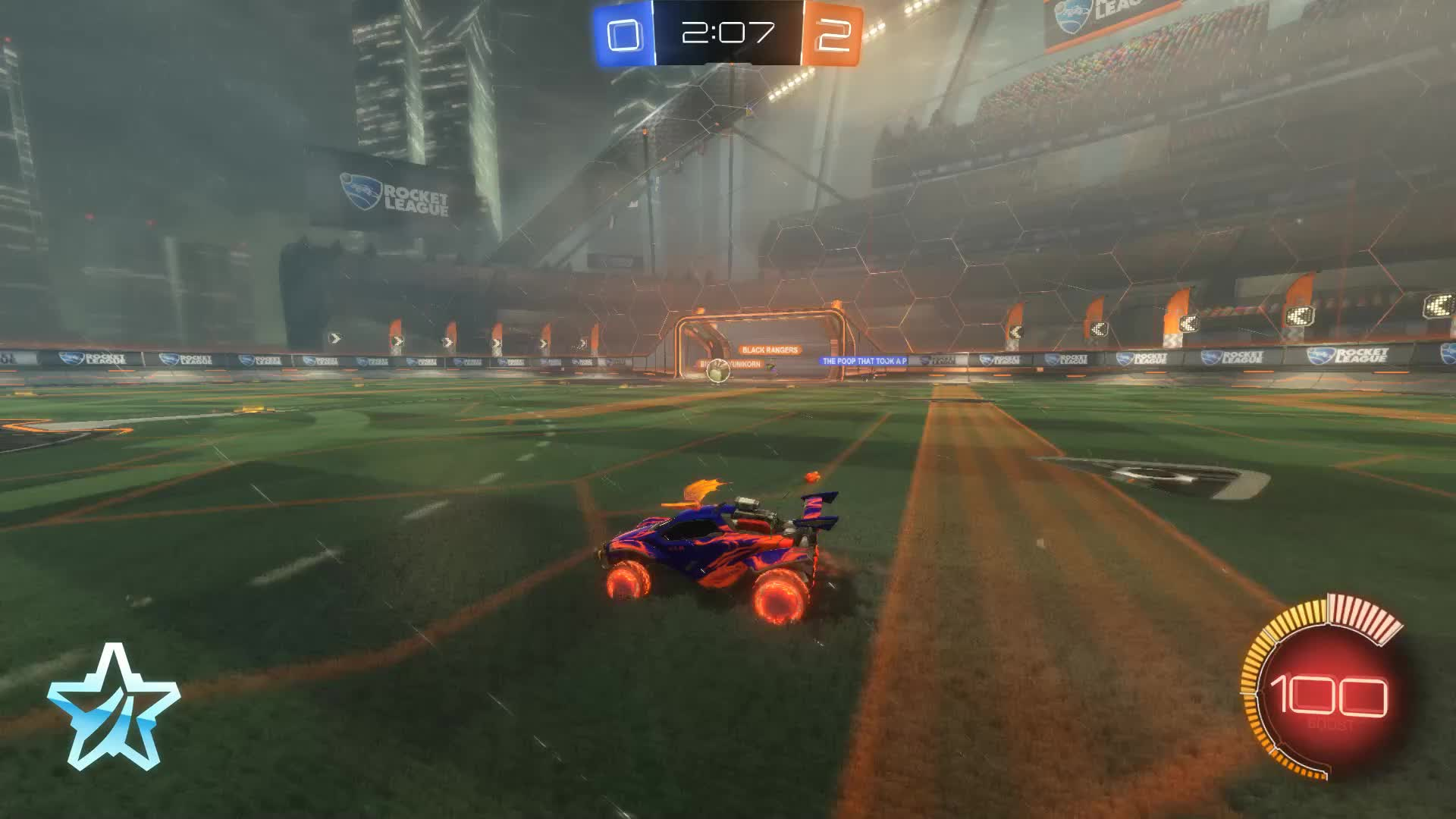 Gif Your Game, GifYourGame, Goal, ItIsK3vin, Rocket League, RocketLeague, ⏱️ Goal 3: ItIsK3vin GIFs
