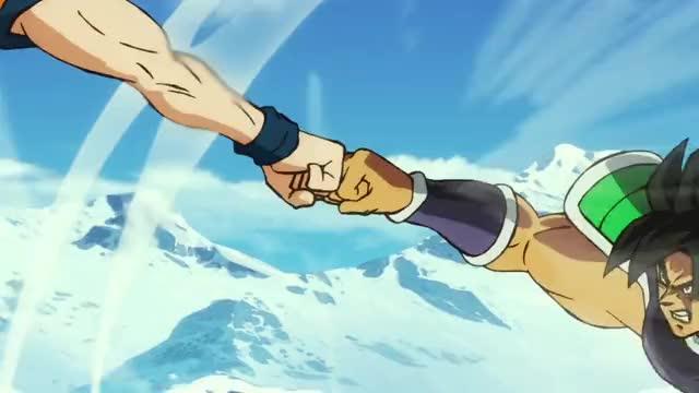Watch and share Broly Vs Goku GIFs and Aldo Barreto GIFs by Jeirin on Gfycat