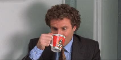 Watch this drinking GIF on Gfycat. Discover more drinking, eating, food, will ferrell GIFs on Gfycat