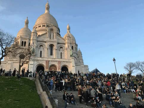 Watch and share Sacre Coeur GIFs by ctrexpope on Gfycat