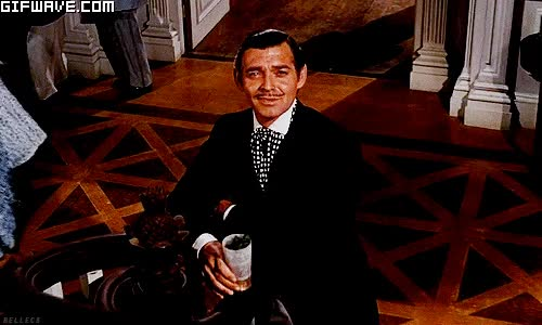 Watch and share Rhett Butler GIFs on Gfycat