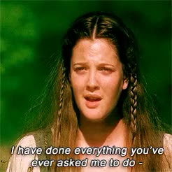 Watch and share Drew Barrymore GIFs on Gfycat
