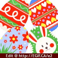 Watch and share Easter Icons GIFs and Easter Eggs GIFs by Editable GIFs on Gfycat