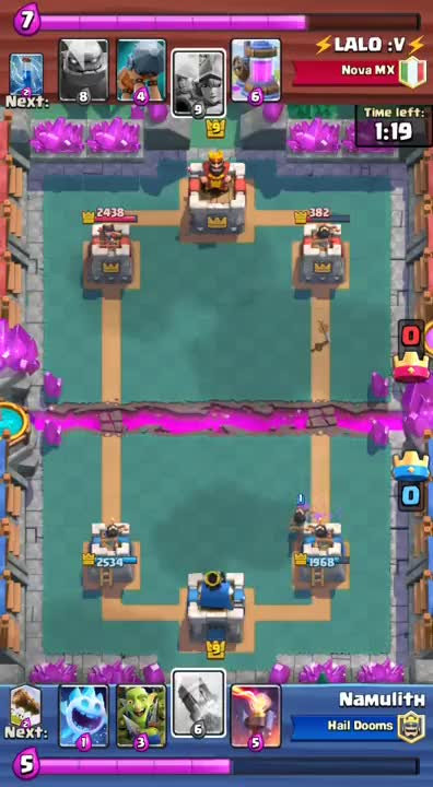 Watch Clash Royale Rocket Prediction GIF on Gfycat. Discover more related GIFs on Gfycat
