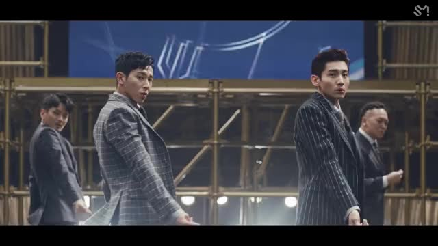 Watch [V LIVE] TVXQ! 동방신기 '운명 (The Chance of Love)' MV GIF by 0.80-2.90 (@xelinsheibaxu) on Gfycat. Discover more related GIFs on Gfycat