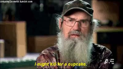 Watch and share Si Robertson GIFs on Gfycat