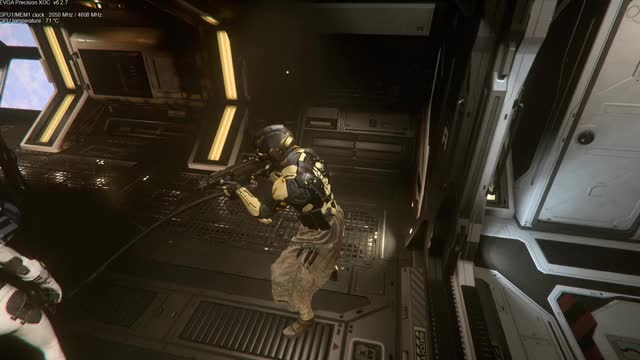 Watch and share Weapon Reloading Weapon Starcitizen GIFs on Gfycat
