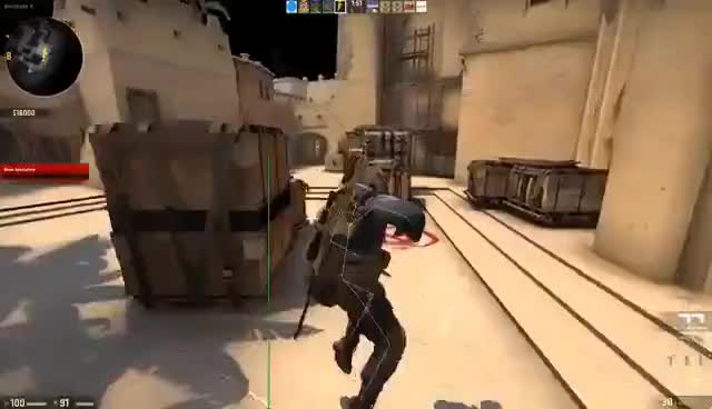 Watch and share CS:GO | Rage Hacking Matchmaking - (Aimware) // WTF IS HE EVEN RAGING!?! #RIPTeamMates GIFs on Gfycat