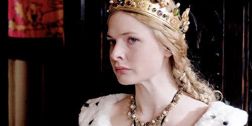 rebecca ferguson, Queen eli GIFs