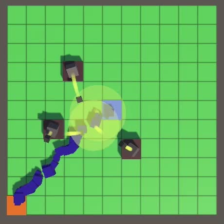 Watch and share Tracer Shells GIFs by Catlike Coding on Gfycat