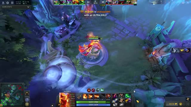 Watch and share Dota2 GIFs by zedos on Gfycat