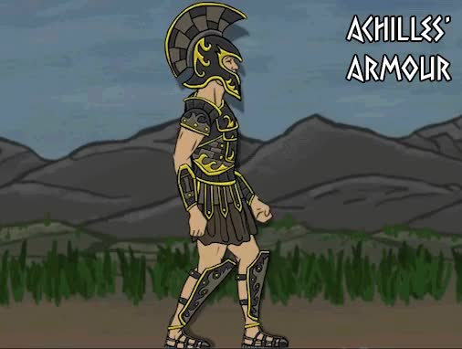 Watch Achilles' Armour GIF by Mega Dwarf (@megadwarfdev) on Gfycat. Discover more related GIFs on Gfycat