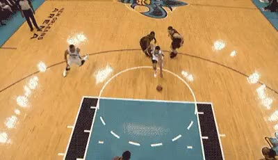 Watch Greivis Vasquez and Anthony Davis  New Orleans Hornets GIF on Gfycat. Discover more 033113, 2010s, Anthony Davis, Basketball, Dunk, Greivis Vasquez, Greivis Vásquez, NBA, New Orleans Hornets, Pass, gif GIFs on Gfycat