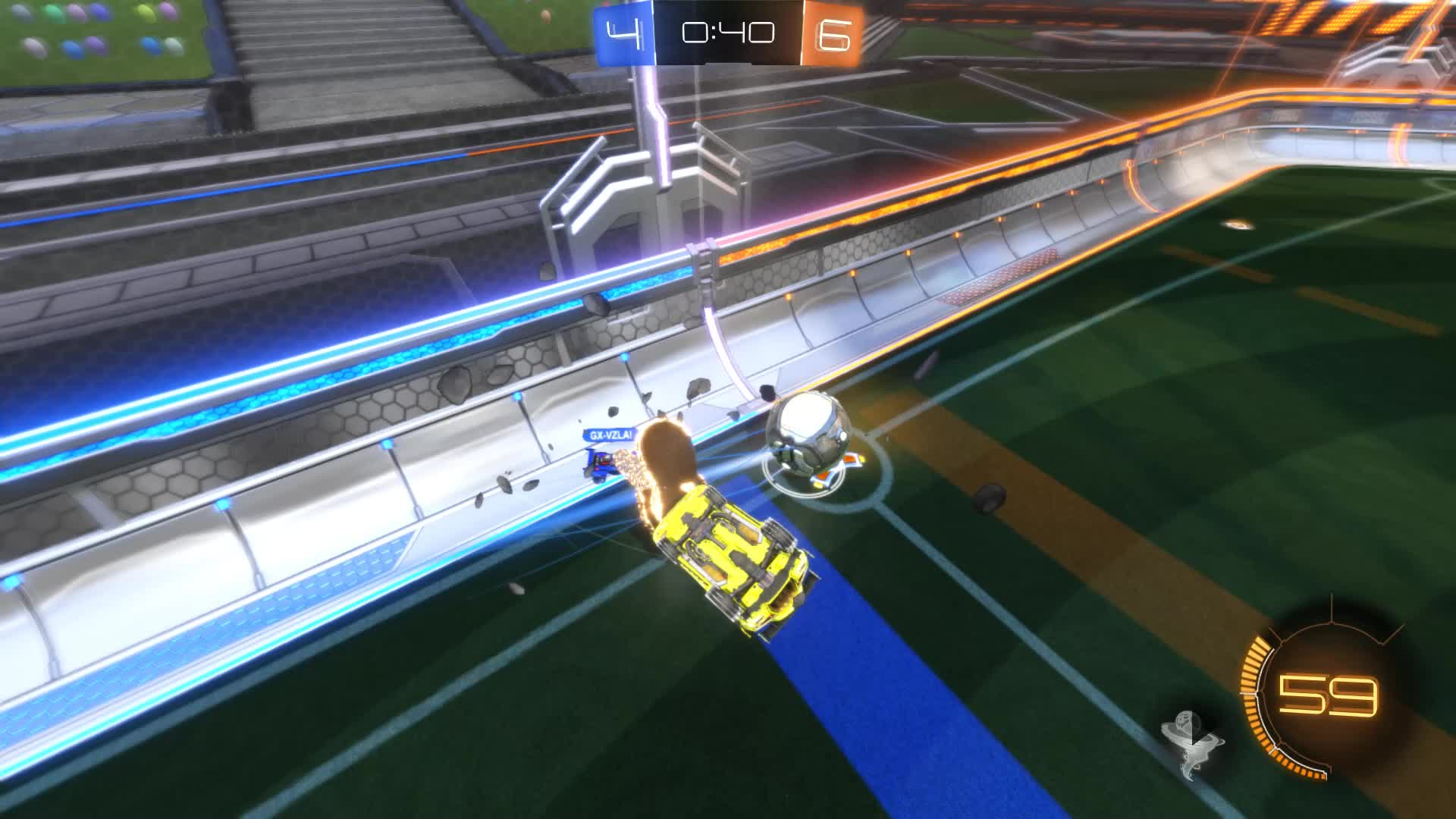 Avaki, Gif Your Game, GifYourGame, Rocket League, RocketLeague, Shot, Shot 18: Gx-VZLA! GIFs