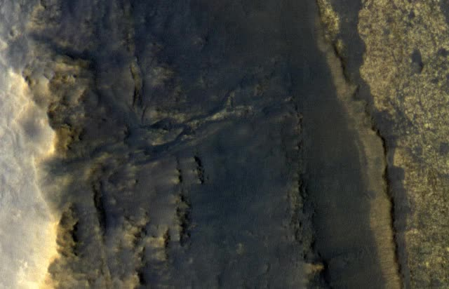Watch NASA's Mars Opportunity rover as seen from space by MRO on September 20, 2018 (PIA22549) GIF by Dave Mosher (@davemosher) on Gfycat. Discover more mars, mars rovers, nasa, opportunity, robots GIFs on Gfycat