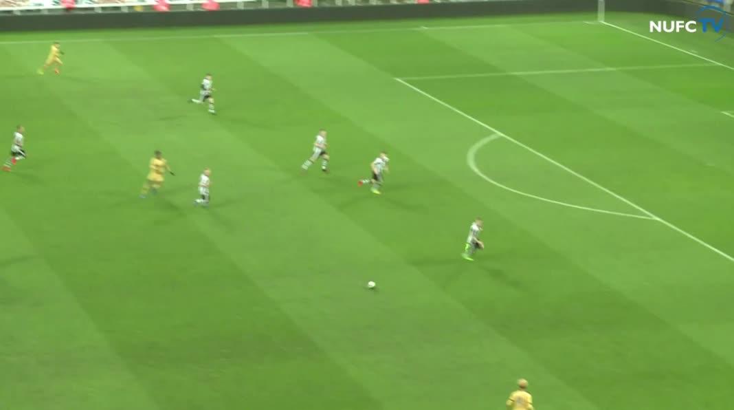 coys, Keanan Bennetts goal vs Newcastle FAYC 1-0 27/02/2017 extended GIFs