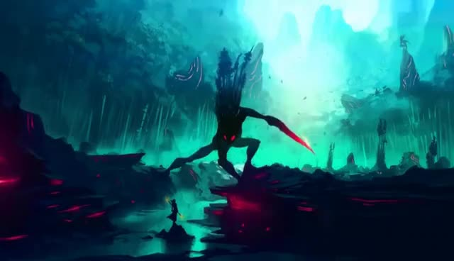 02 - Duelyst OST - (Undefined name) GIFs