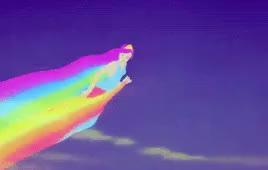 Watch Disney's Fantasia (1940) GIF on Gfycat. Discover more *fantasia, 1940s, disney, disneyedit, disneyyandmore, fantasia, filmedit, greek mythology, night and day, rainbow, remade my old gifset, vintage GIFs on Gfycat
