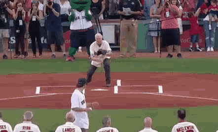First Pitch Red Sox GIFs