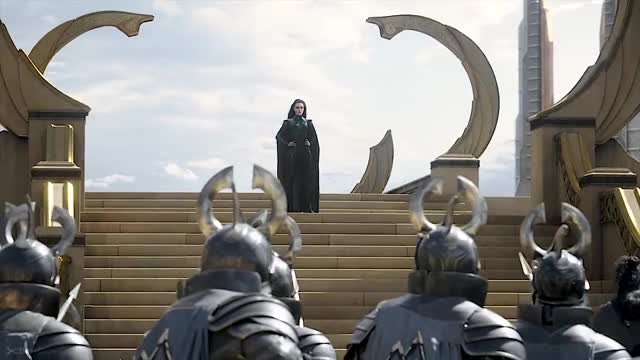 Watch and share Asgardians GIFs and Superhero GIFs on Gfycat