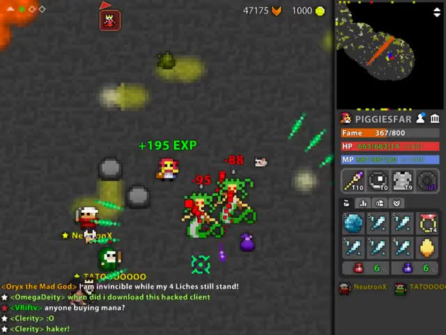 Watch Soulless noises... GIF by @piggie on Gfycat. Discover more PPE, RotMG GIFs on Gfycat