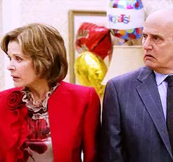Watch and share Lucille Bluth GIFs and Buster Bluth GIFs on Gfycat