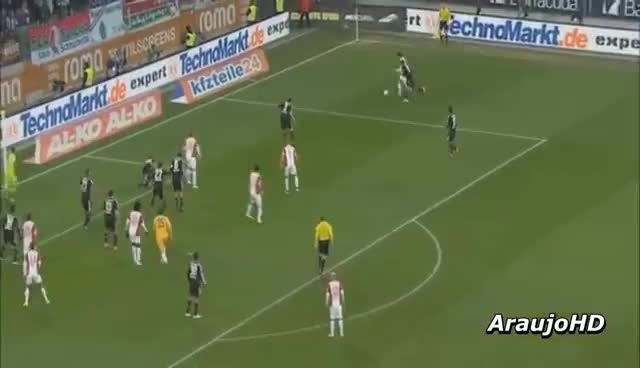 Top 10 Goals by Goalkeepers GIFs