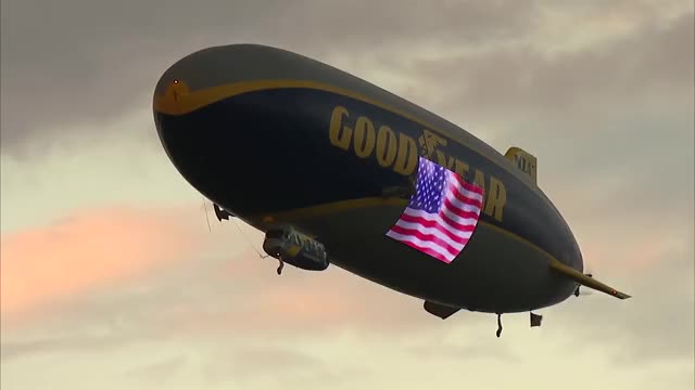 Watch Goodyear's Wingfoot One Zeppelin NT GIF on Gfycat. Discover more aviation, eaa, eaa airventure oshkosh GIFs on Gfycat
